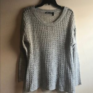 Love @ First Sight grey sweater top
